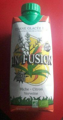 Pêche-Citron-Verveine - Produit