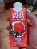 Bahia Grenade Açai & Thé Vert - Product - fr