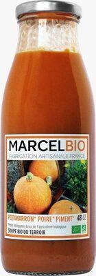 Soupe Bio Potimarron, Poire, Piment - Prodotto - fr