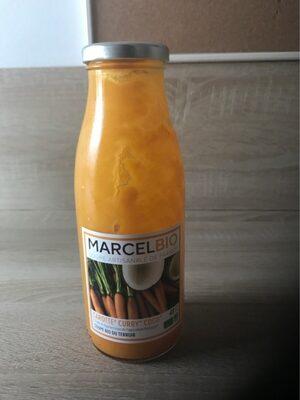 Soupe bio carotte curry coco - Valori nutrizionali - fr