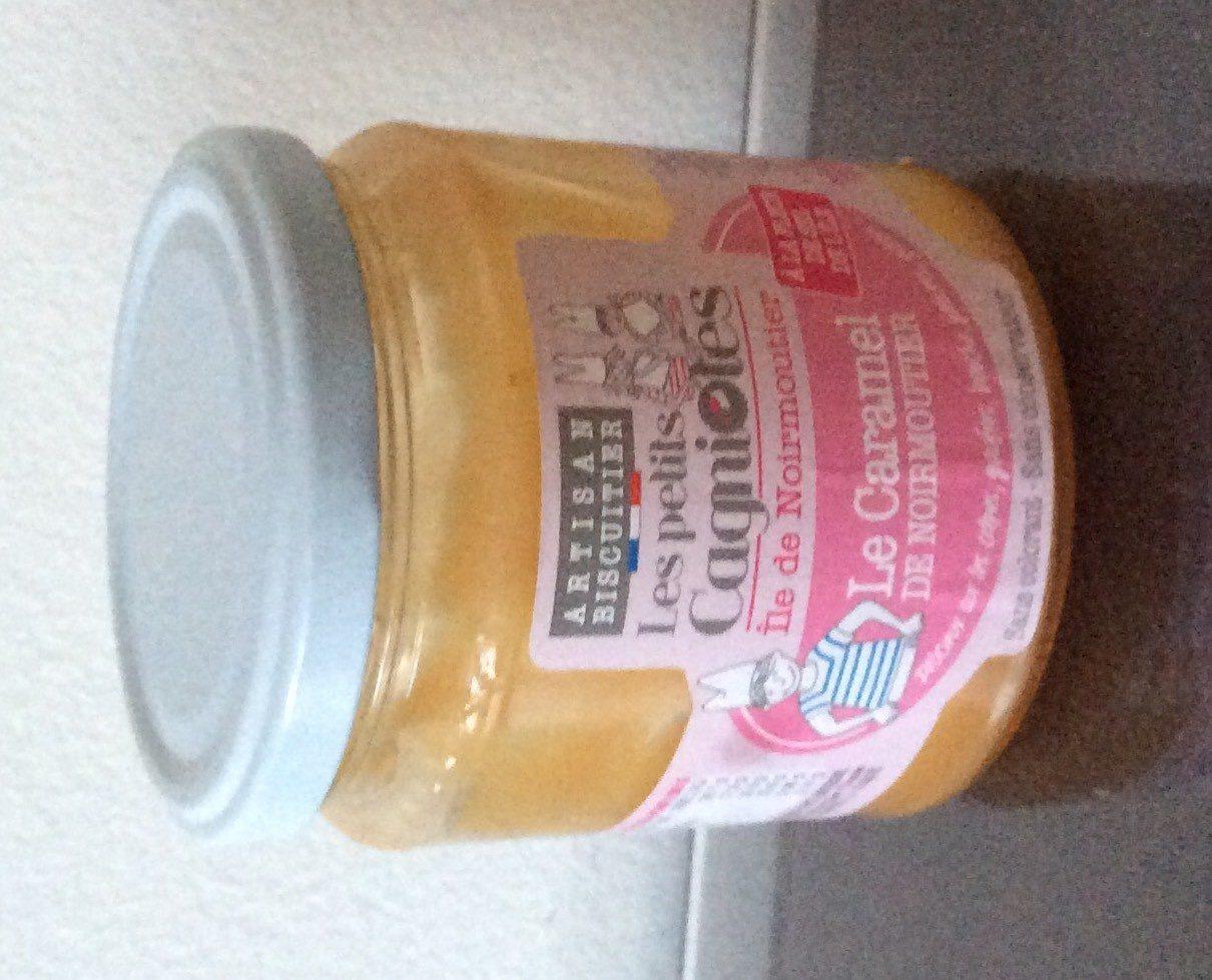 Le Caramel de NOIRMOUTIER - Product - fr