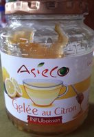 Gelée au citron infus boisson - Produit - fr