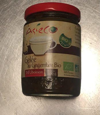 Gelee au gingembre bio - Product
