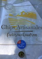 Chips artisanales - Product