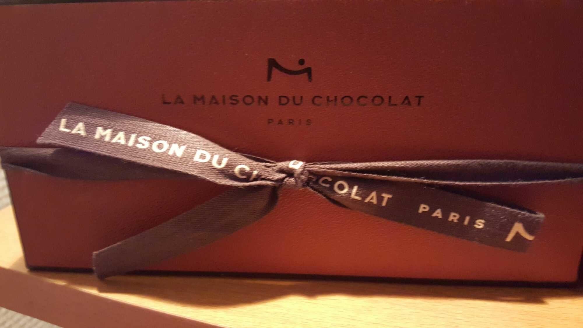 Bonbons de chocolat noir et lait - Produit