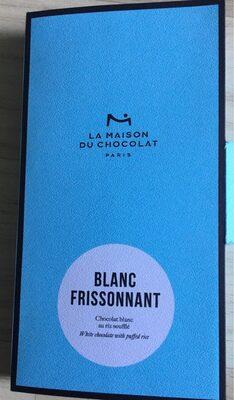 Blanc frissonnant - Product - fr
