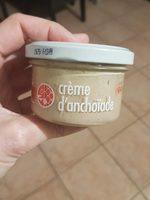 Crème d'anchoïade - Produit