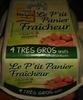 Le P'tit Panier Fraîcheur - 4 très gros oeufs - Prodotto
