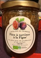 Pâte à Tartiner à la Figue - Prodotto - fr