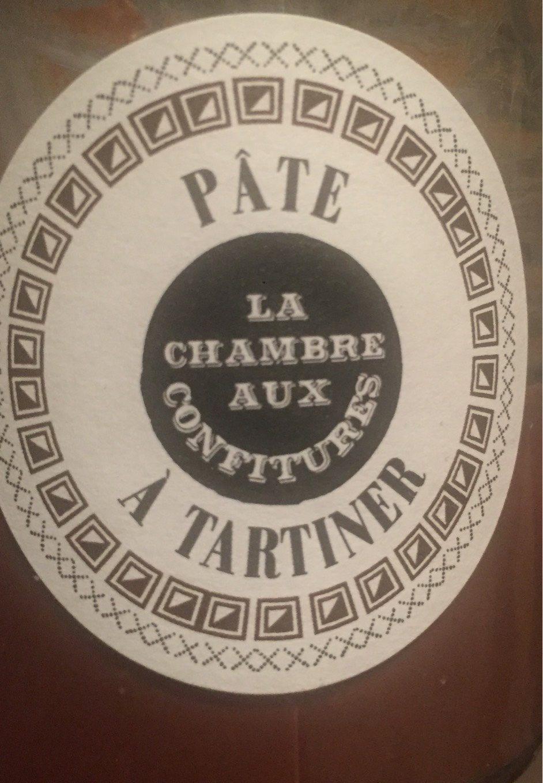 Pâte à tartiner - LA CHAMBRE AUX CONFITURES - Prodotto - fr