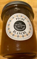 Confiture pêche blanche - Product - fr