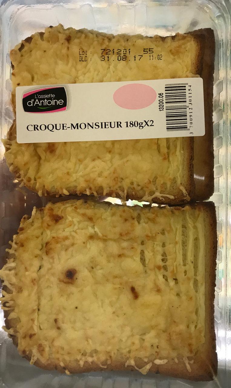 Croque Monsieur - Produit - fr