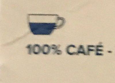 Café capsule - Ingrediënten