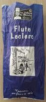 Flute Leclerc - Produit