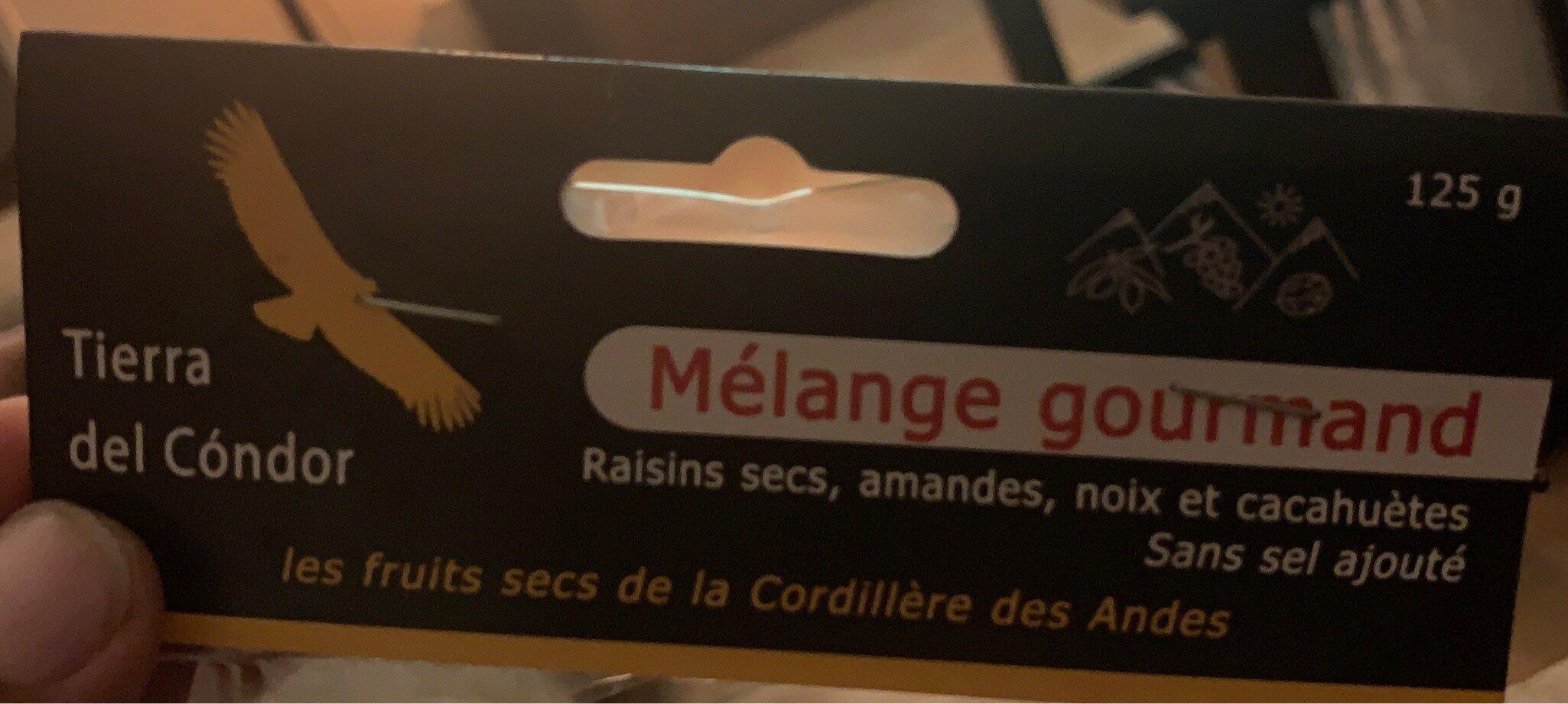 Melange gourmand - Product