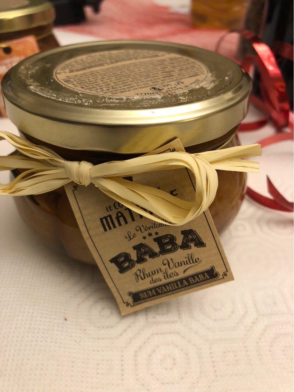 Baba au rhum vanille - Produit - fr