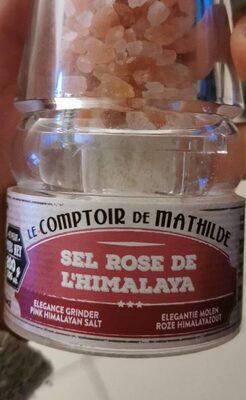 Sel rose de l'himalaya - Produkt