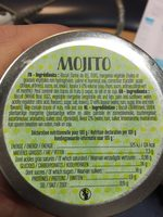 Baba Au Mojito - Ingredients - fr