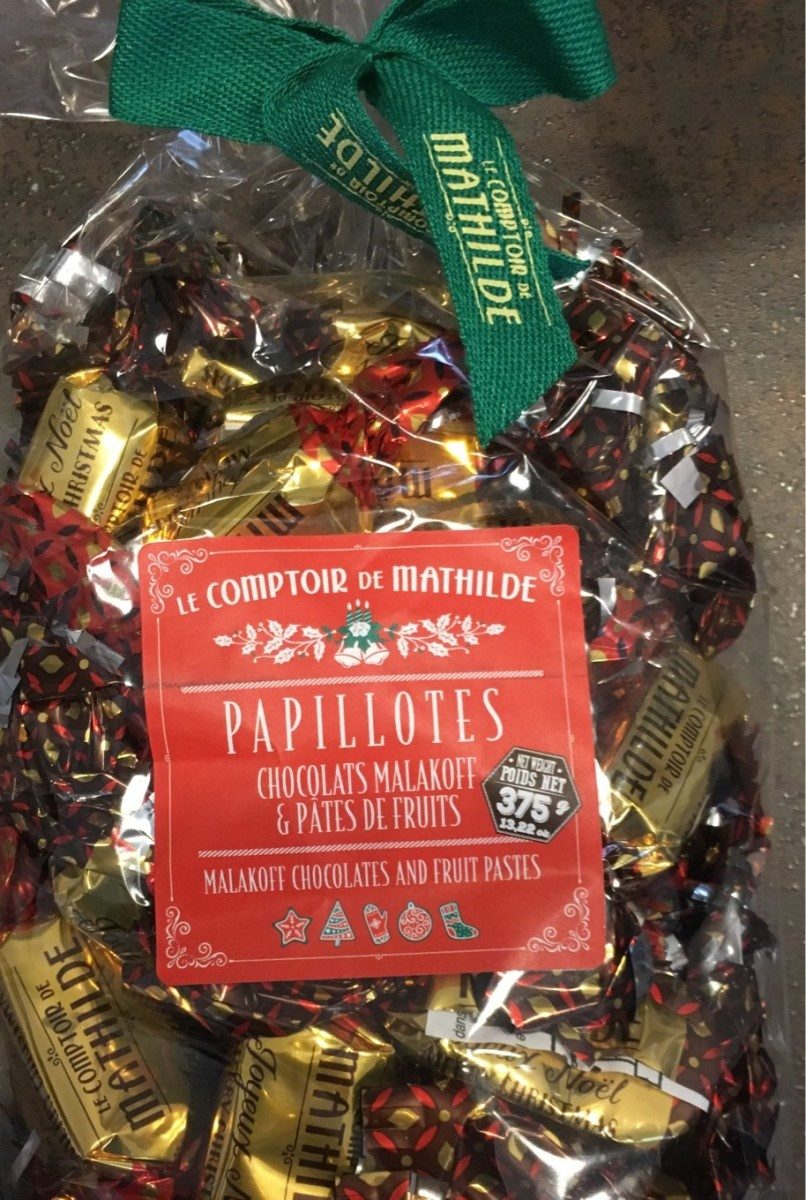 Papillotes - Product