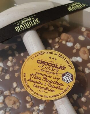 Chocolat à casser - Product - fr