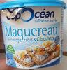 Maquereau Fromage Frais & Ciboulette - Product
