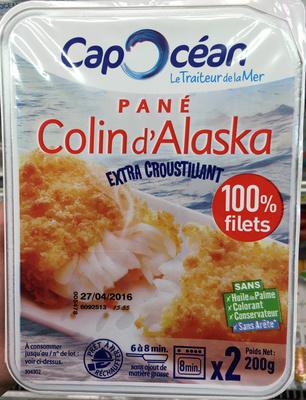 Pané Colin d'Alaska Extra Croustillant - Product - fr