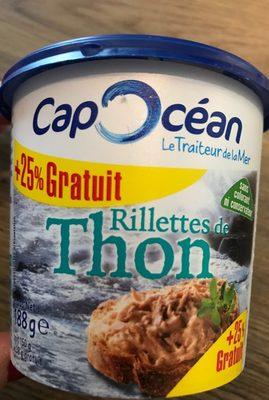 Les rillettes de thon - Produit