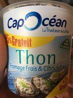 Thon fromage frais et ciboulette - Product