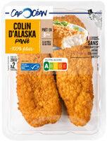 Pané Colin d'Alaska - Product - fr