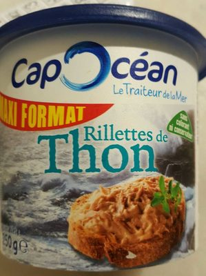Rillettes de Thon - Product