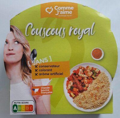 Couscous royal - Produto - fr
