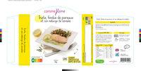 Truite et sa fondue de poireaux - Prodotto - fr