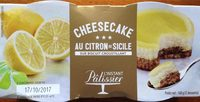 Cheesecake citron de Sicile - Product