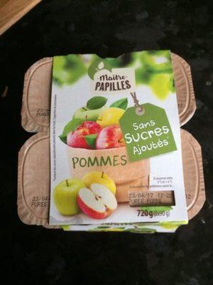 Compotes De Pommes - Product