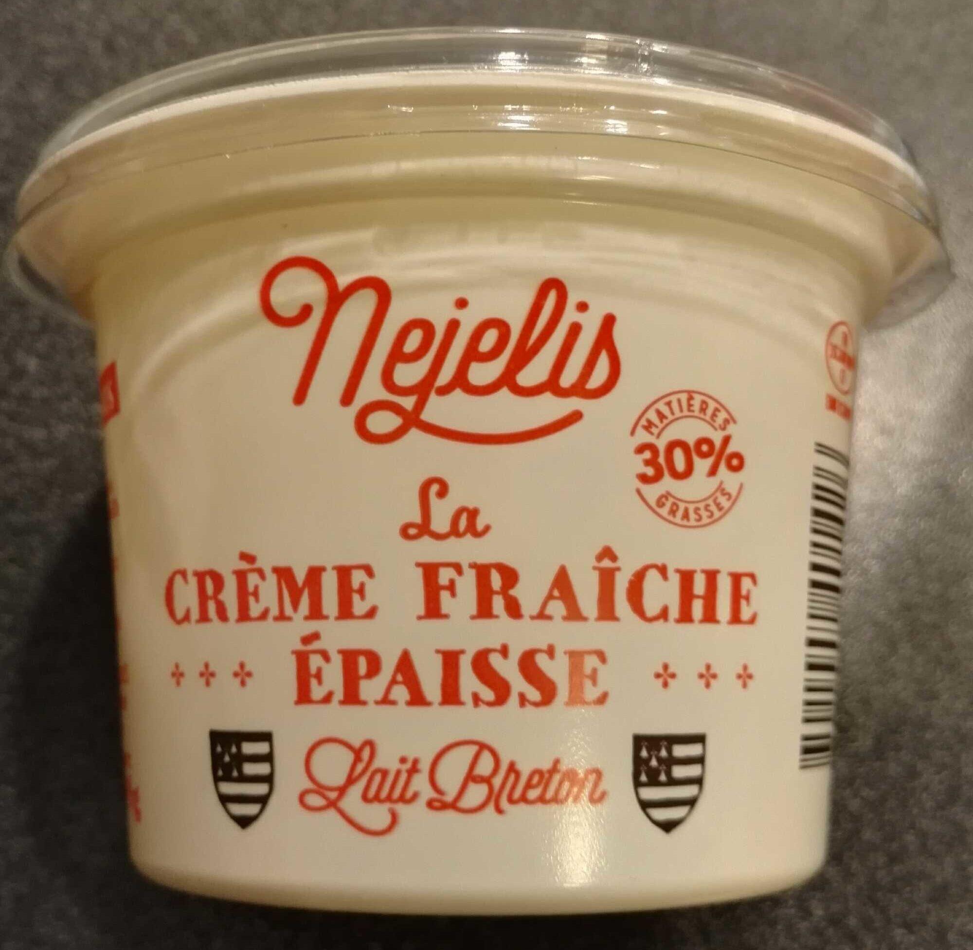 Creme Fraîche 30% - Product