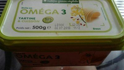Matière grasse végétale - Produit - fr