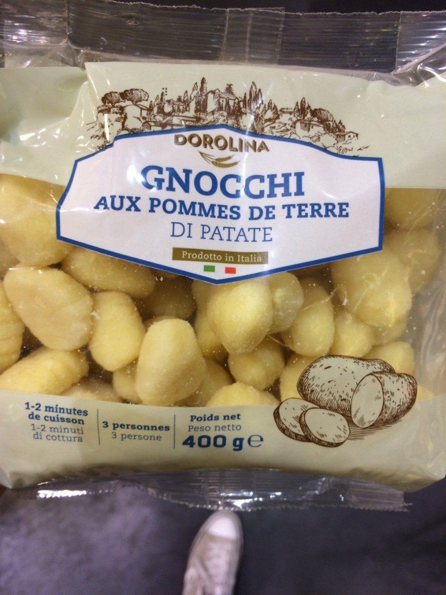 Gnocchi aux pommes de terre - Produit - fr