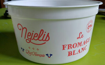 Le fromage blanc - Product - fr