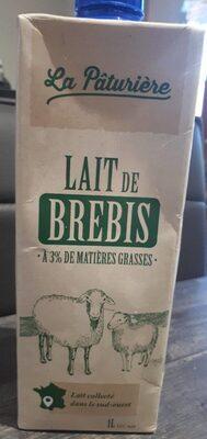 Lait de brebis stérilisé UHT 3% MG - Produit - fr