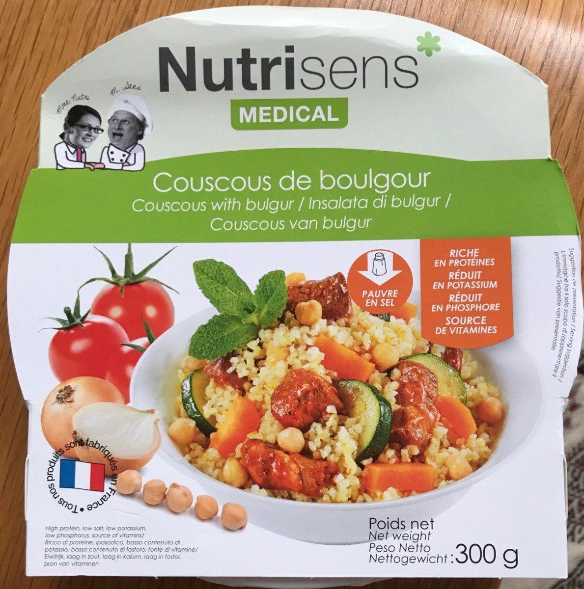 Couscous de Boulgour - Product - fr