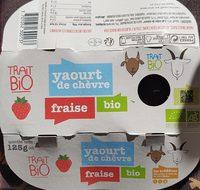 Yaourt de Chèvre - Product - fr