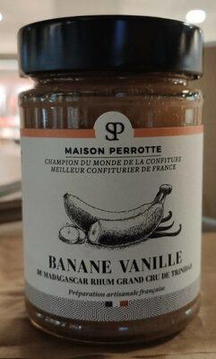 Confiture Banane Vanille - Product - fr