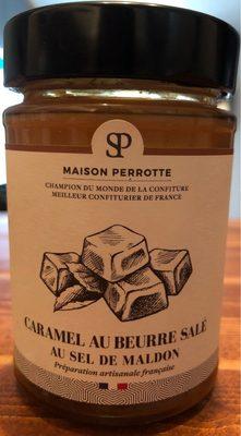 Caramel au beurre salé - Product