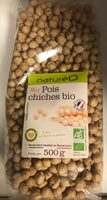 Pois Chiches Bio - Product - fr