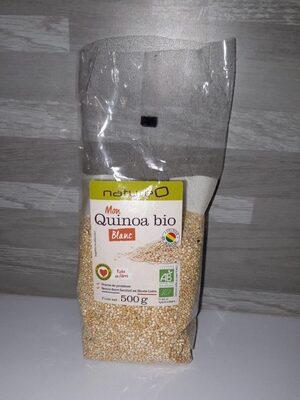 Quinoa blanc bio - Prodotto - fr