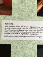 Salade superfood - Ingrediënten - fr