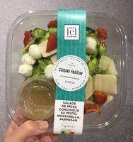 Salade de pates conchiglie - Produit - fr