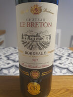 Chateau Le Breton Bordeaux 2017 - Produkt - fr