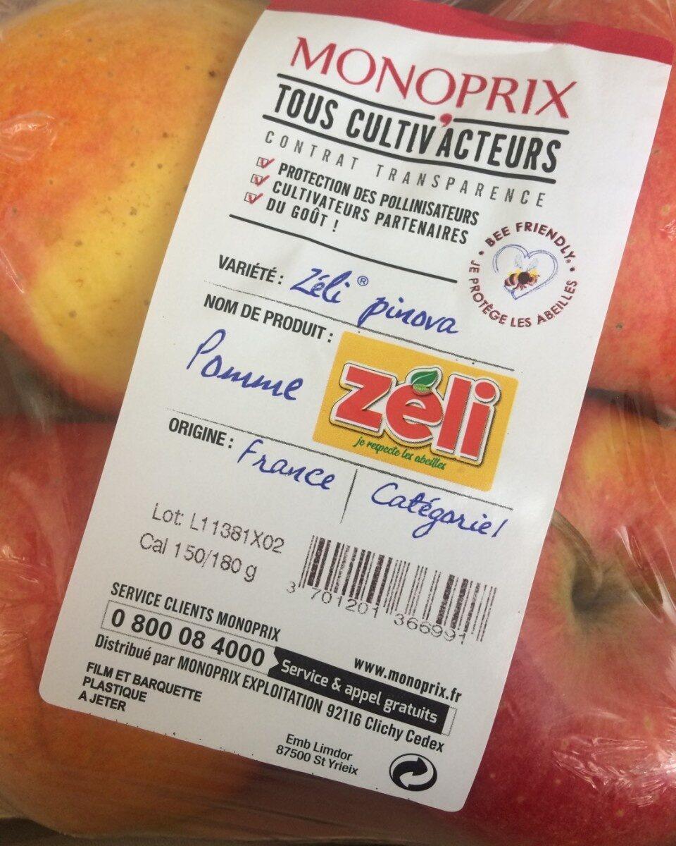 Pomme ZÉLI - Product - fr