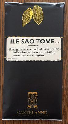 Ile Sao Tomé 67% - Produit